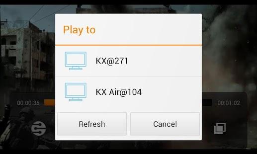 KX Player - screenshot thumbnail