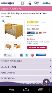 "Babies""R""Us France screenshot 3"