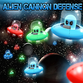 Alien Cannon Defense