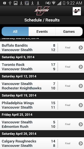 【免費運動App】Vancouver Stealth-APP點子