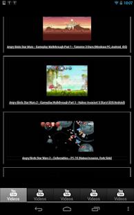 AngryBirdsStarWars2 VideoCheat - screenshot thumbnail