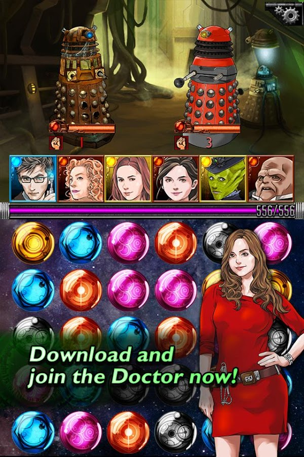 Doctor Who: Legacy - screenshot