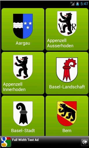 Schweizer Kantone