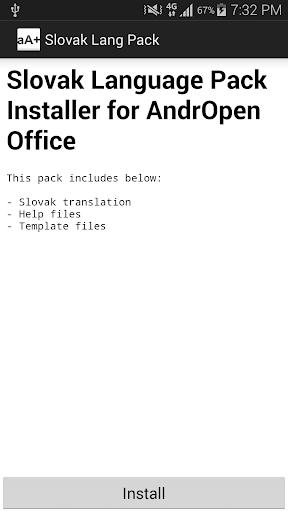 Slovak Language Pack