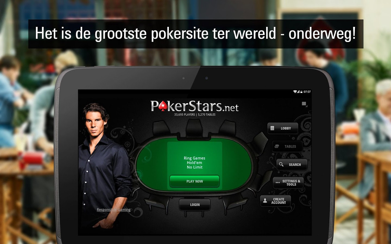 pokerstars installieren