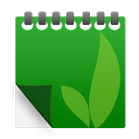 Natural Notes mobile app icon