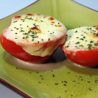 Tomato Mozzarella Melt.