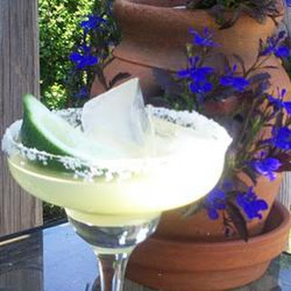 Austin Margarita (aka Mexican Martini).