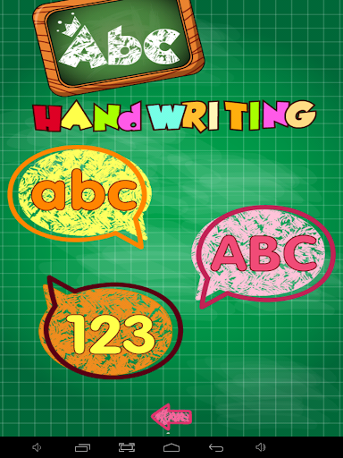 Letter Tracing For Kids Free