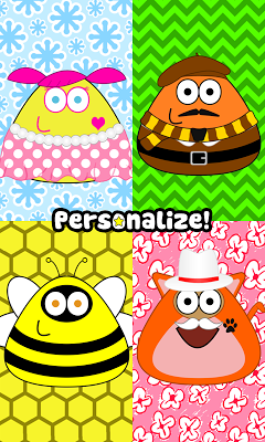 Pou - screenshot