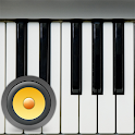 Piano Sleep Sounds logo