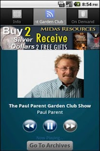The Paul Parent Garden Club Sh - screenshot thumbnail