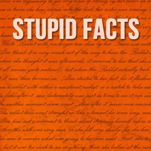 Stupid Facts LOGO-APP點子