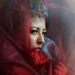 Princess Naomi by Rifa Riza - People Portraits of Women