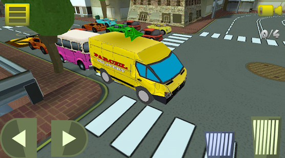 3D Truck Delivery Simulator- screenshot thumbnail