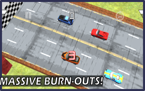 Turn and Burn- screenshot