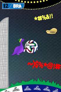 Bouncing Bronto World Cup- screenshot thumbnail