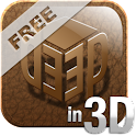 3D photos for Facebook: free logo
