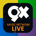 9X Music icon