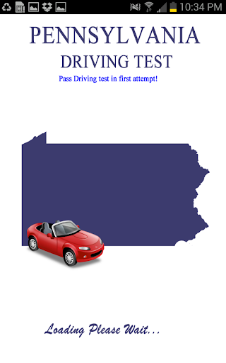 Pennsylvania Driving Test