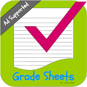 Grade Sheets (Ad Supported)
