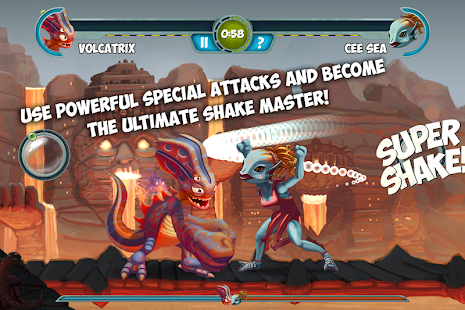 Monster Shake - screenshot