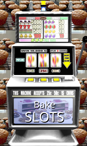 Bake Slots - Free