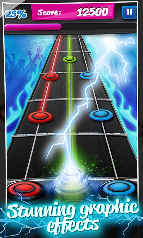 Скачать игру гитара на андроид