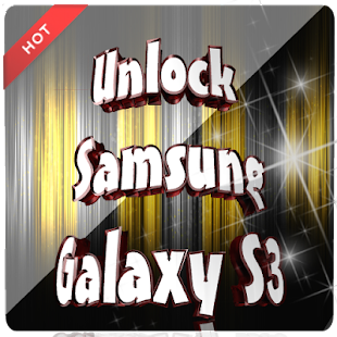 Unlock Samsung Galaxy S3 - screenshot thumbnail
