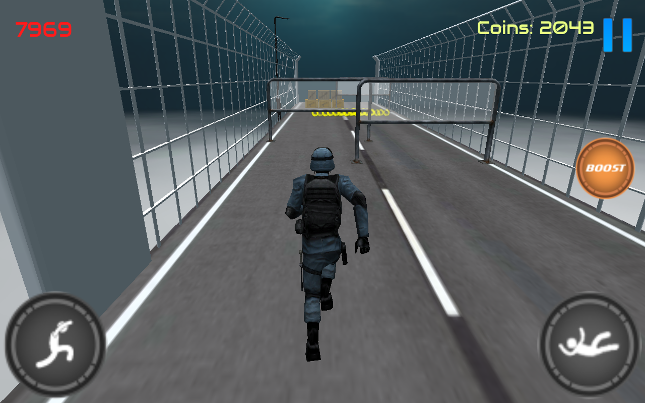 Run Tour Run- screenshot