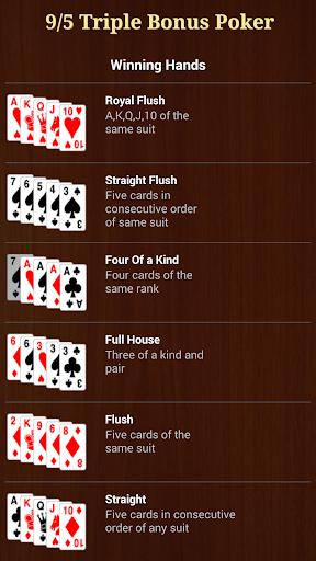 triple a poker