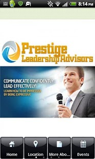 Prestige Leadership Advisors - screenshot thumbnail