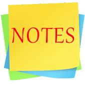 Notepad Sticky Notes