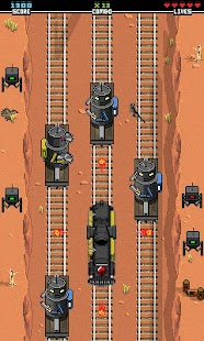Ninjas Don't Like Trains- screenshot thumbnail