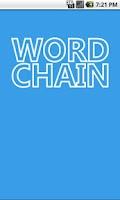 Screenshot of Word Chain Pro
