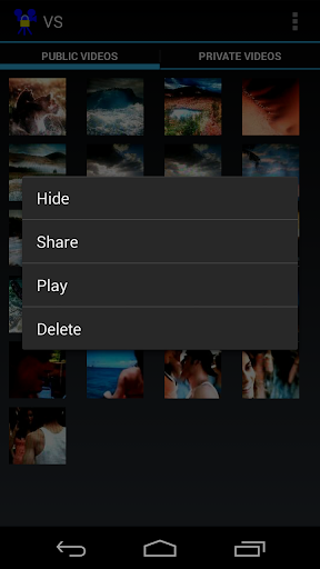 【免費媒體與影片App】Video Safe - 影片密碼鎖-APP點子