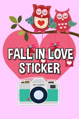Fall in love Camera