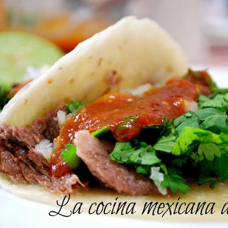 Coahuila-style Tongue