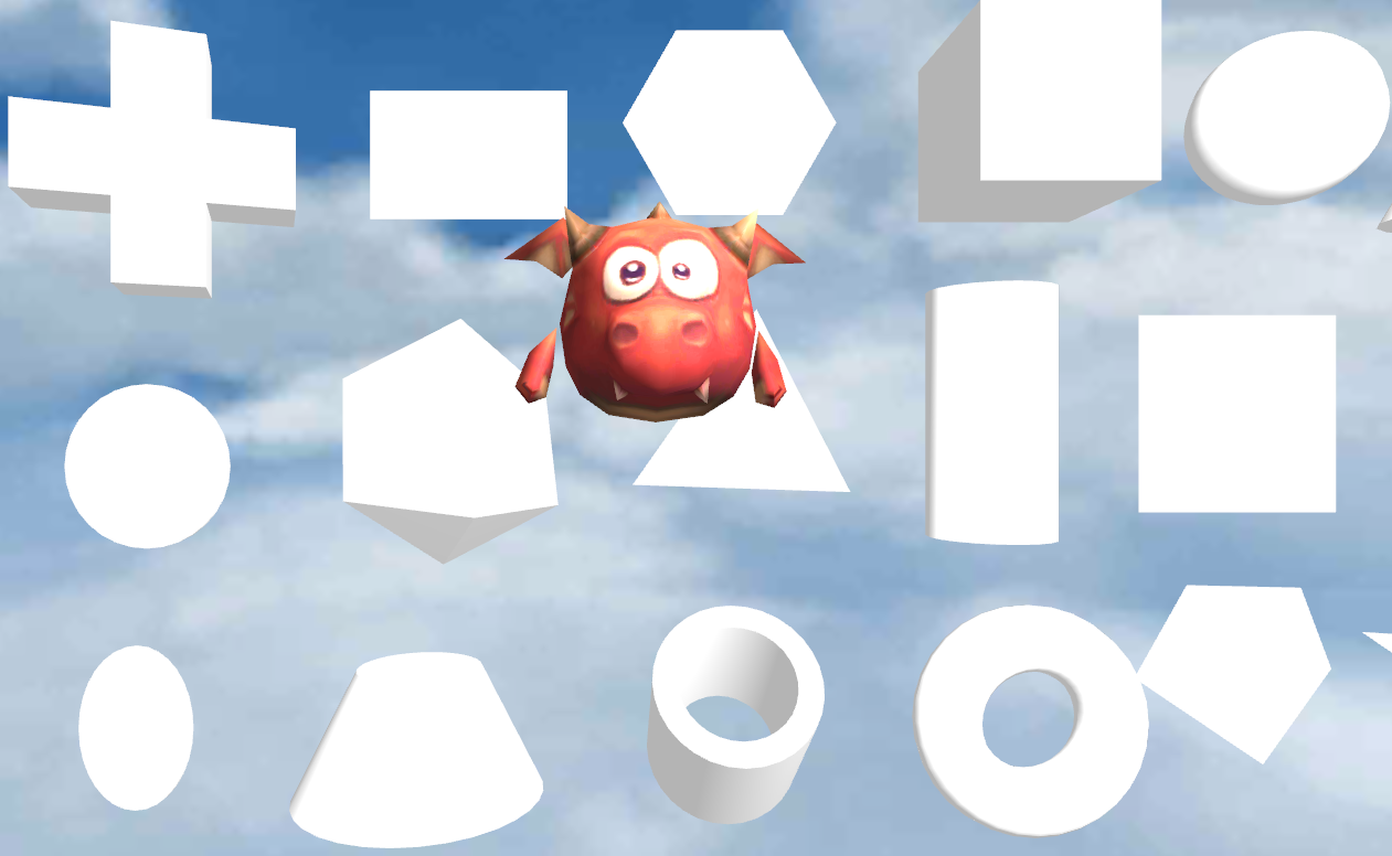 Toddler Shapes Kids 3D - screenshot