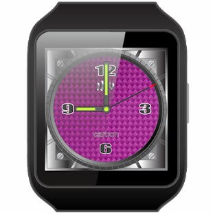 JJW Carbon Watchface Premium- screenshot thumbnail
