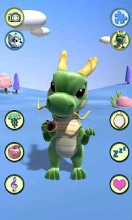 Talking Dragon - screenshot thumbnail