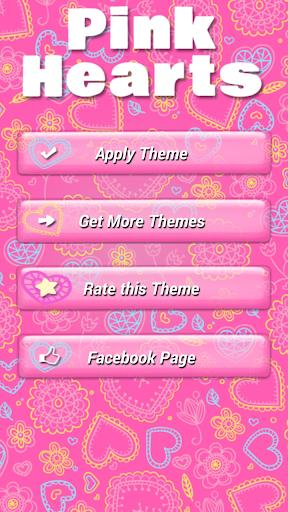 免費下載個人化APP|粉紅色的心的鍵盤 app開箱文|APP開箱王