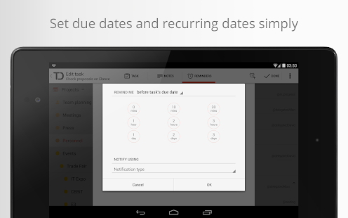 Todoist: To-Do List, Task List Screenshot 24