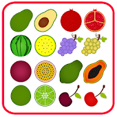 Match 3 Fruit Games For Kids