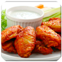Chicken Wing Recipes logo
