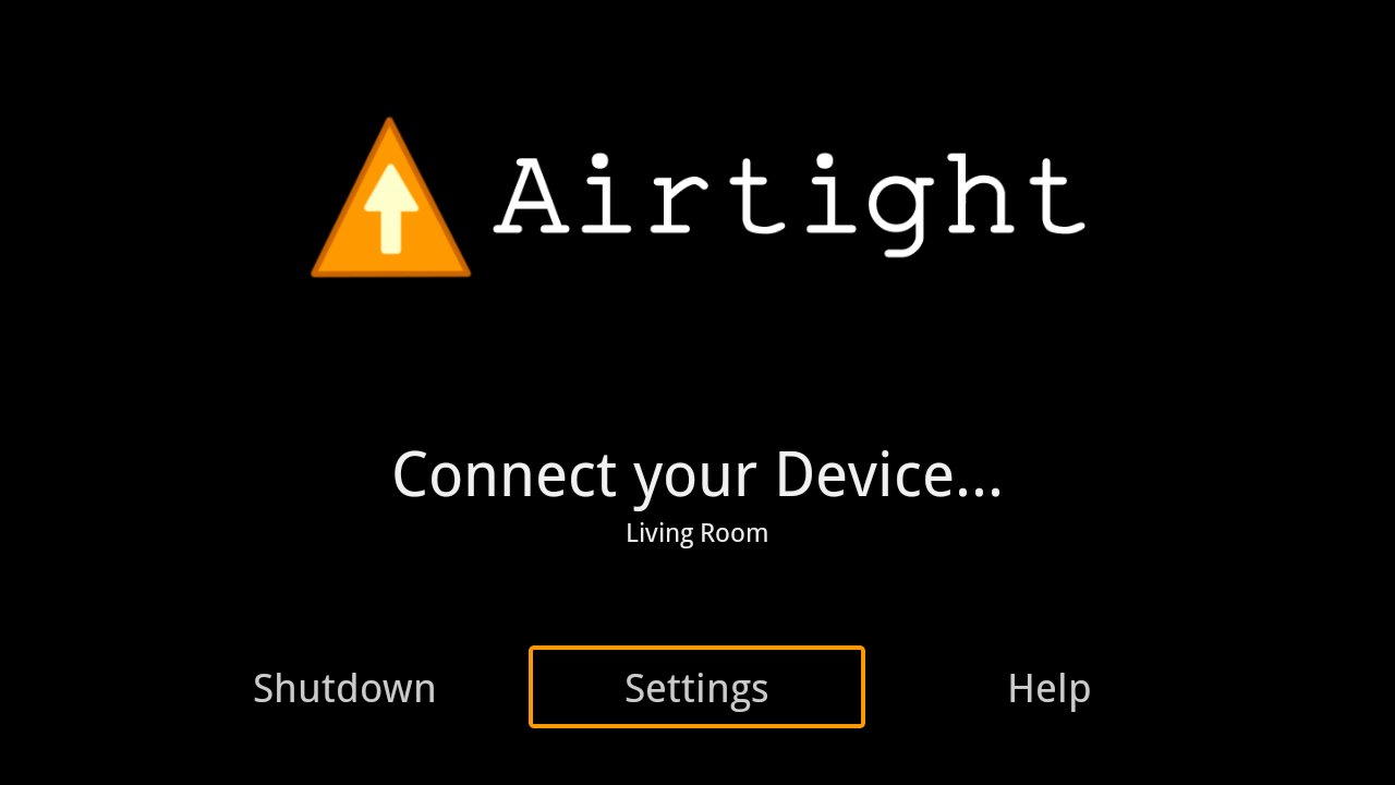 Airtight - screenshot