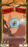 Screenshot of Panda Jump Seasons