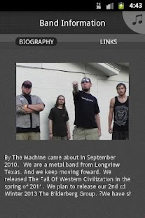 By The Machine - screenshot thumbnail