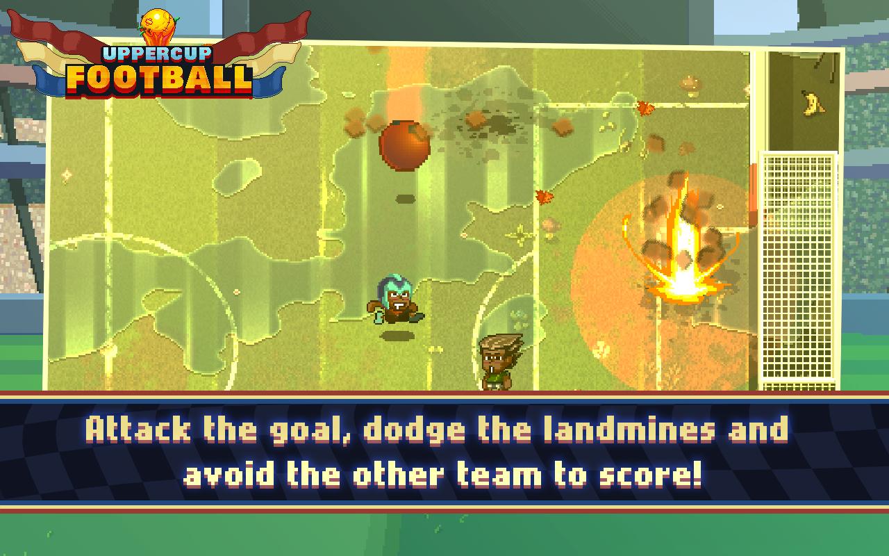 Uppercup Football (Soccer) screenshot #13