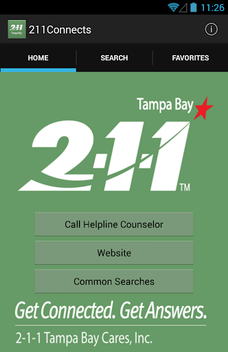211Connects Tampa Bay